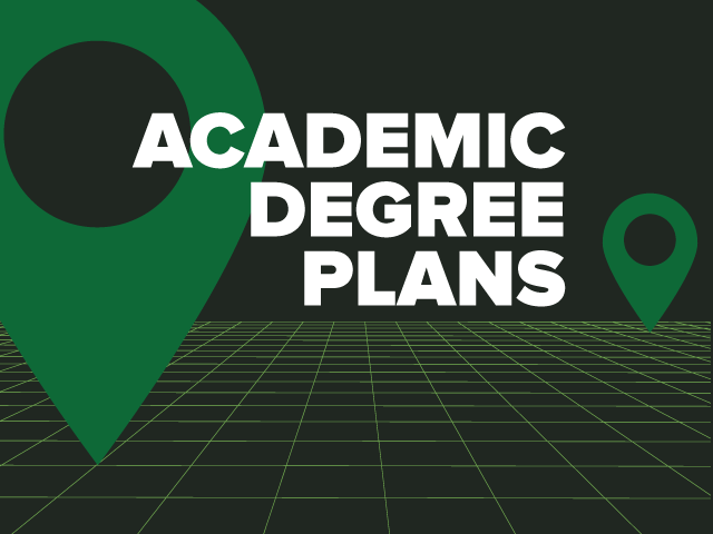 academic degree plans