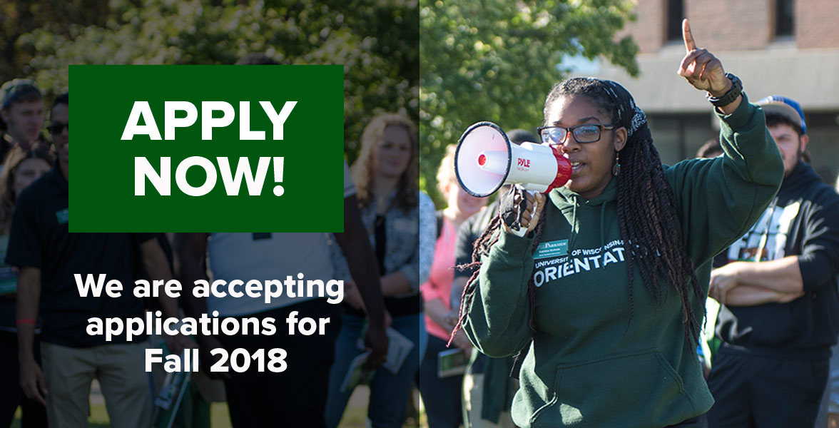 Apply Now! We are currently acception applications for Fall 2018