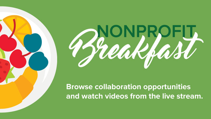 Nonprofit Breakfast