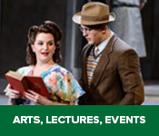 arts, lectures, events