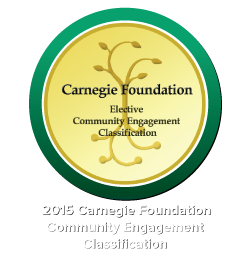 2015 Carnegie Foundation Community Engagement Classification