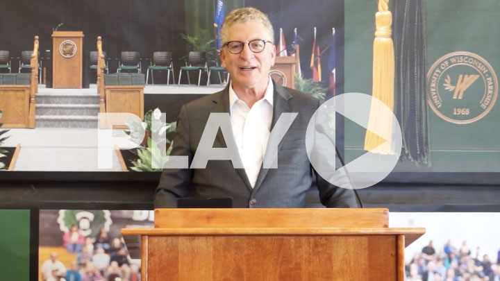 Spring 2020 Commencement Speech - Provost Ducoffe