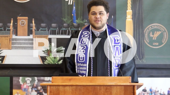 Spring 2020 Commencement Speech - Zachary Atkins