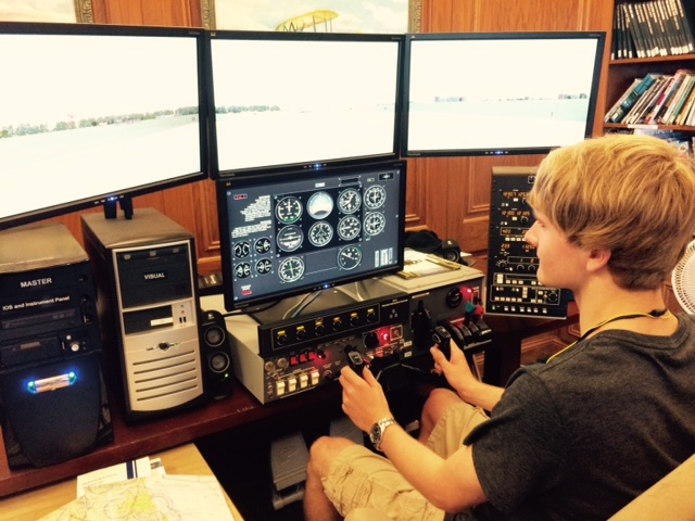 Young Aviators Simulator