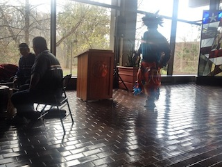 Native American Heritage Month - Traditional Mens Dance