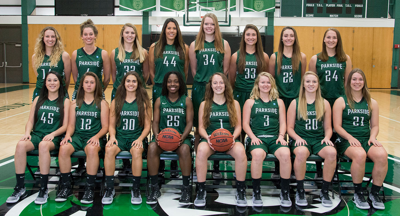 Ranger Women's BB Team '16-'17