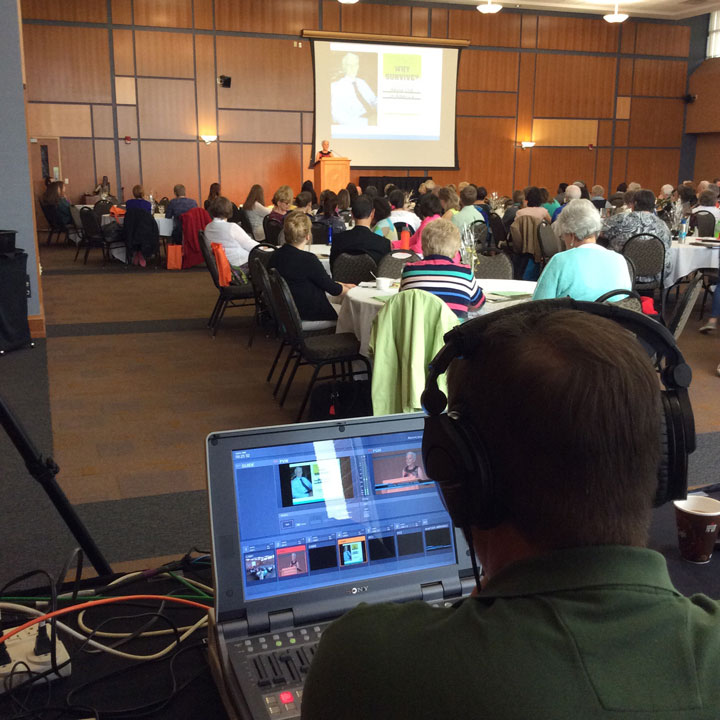 Wisconsin Public Television at Aging Well Conference