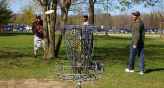 Parkside's Disc Golf Course