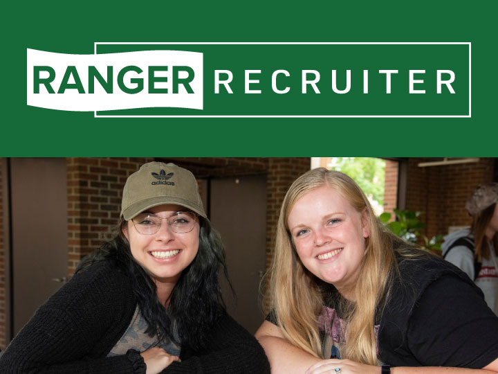 Ranger Recruiter - Image of two Rangers