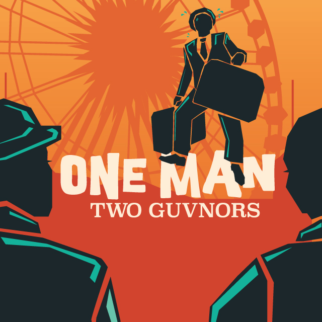 One Man Two Guvnors - Kim's Pick