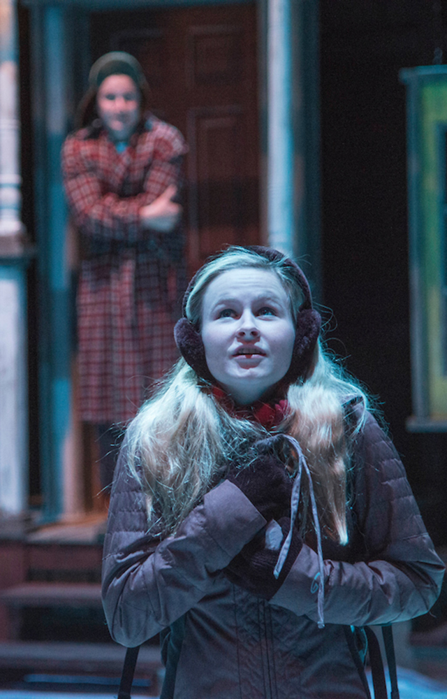 Catherine Kleinofen in Almost, Maine