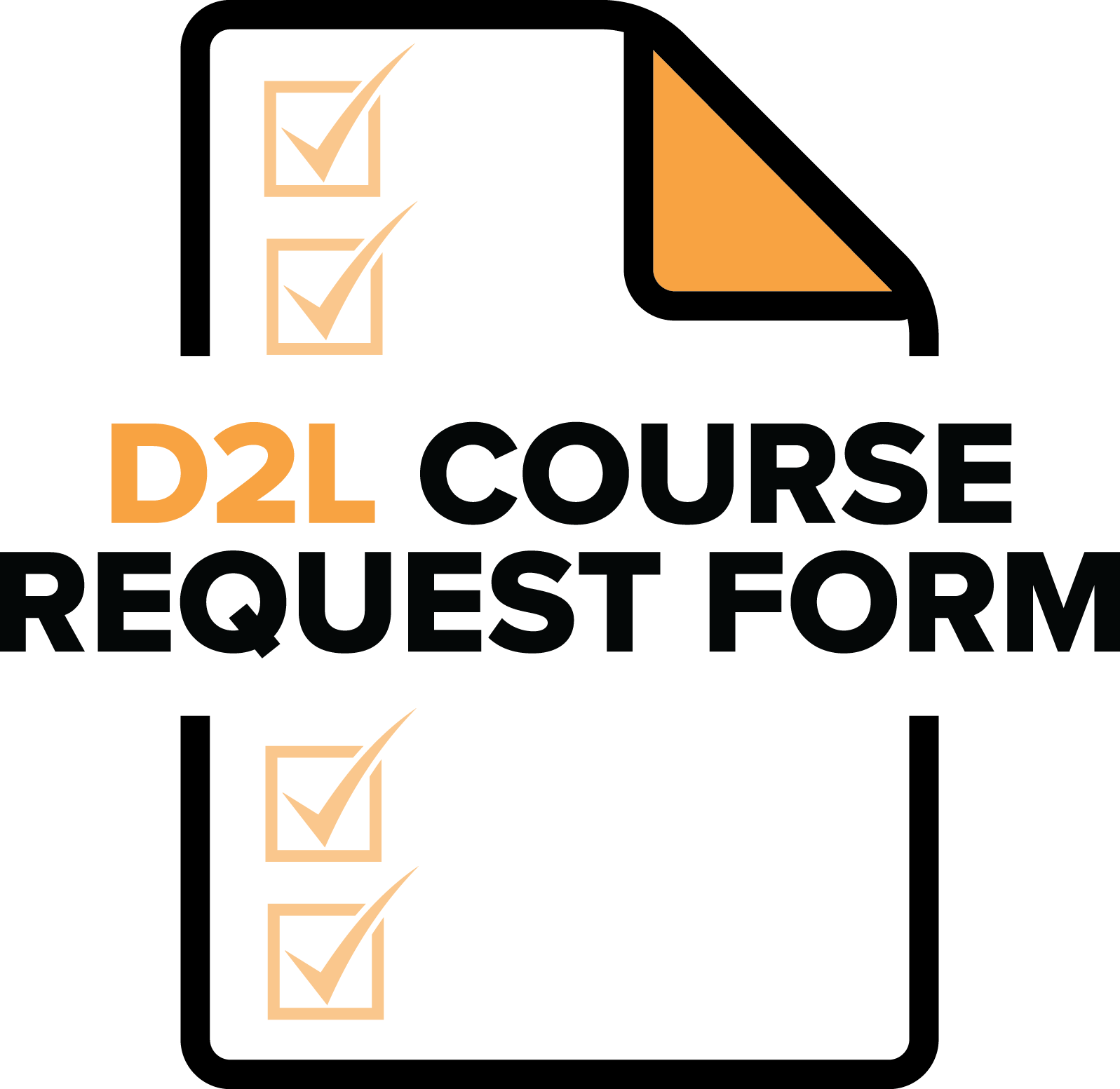 d2l course request form