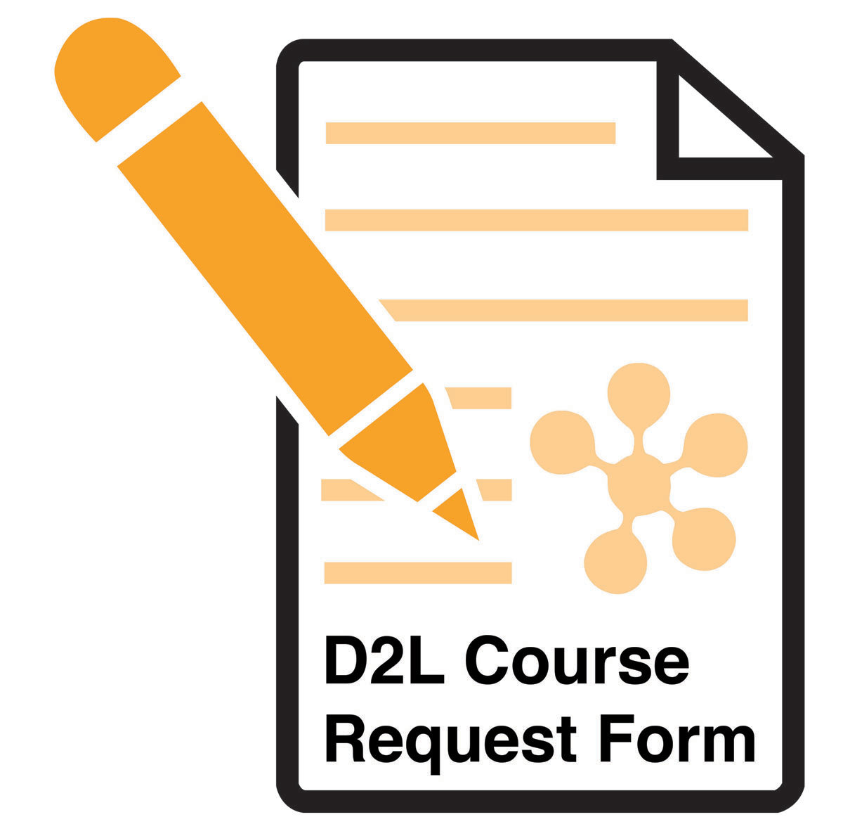D2L Course Activation Request Form