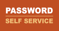 Password Self-Service login