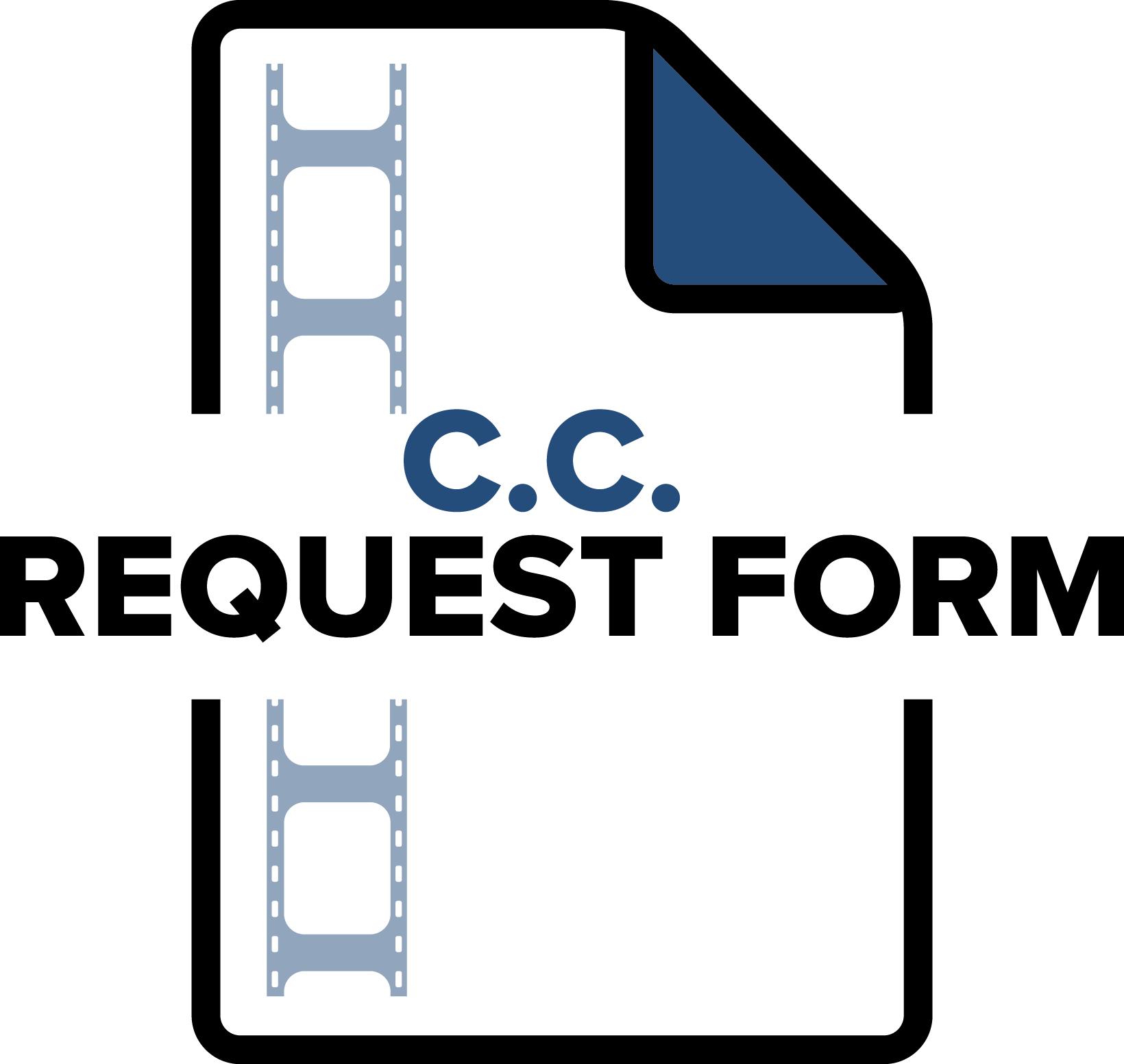 cc request form