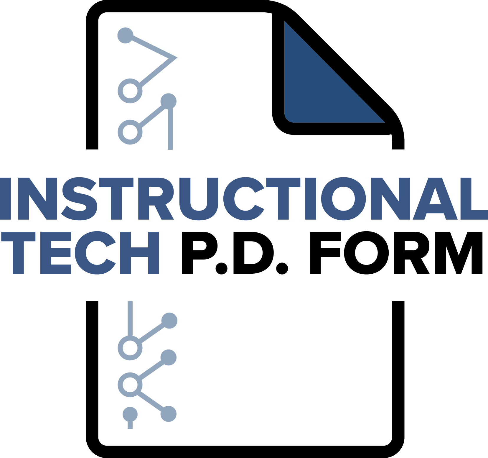 instructional technology form