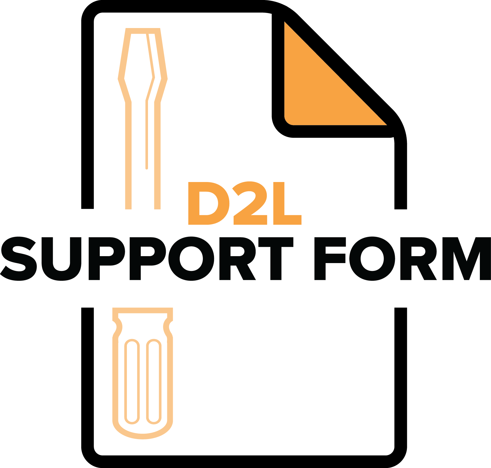 D2L Support Form