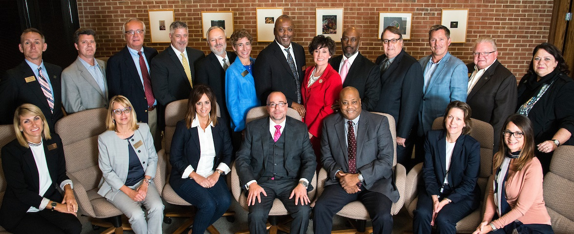 UW-Parkside Foundation Board 2017