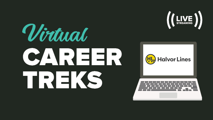 Career Trek Halvor