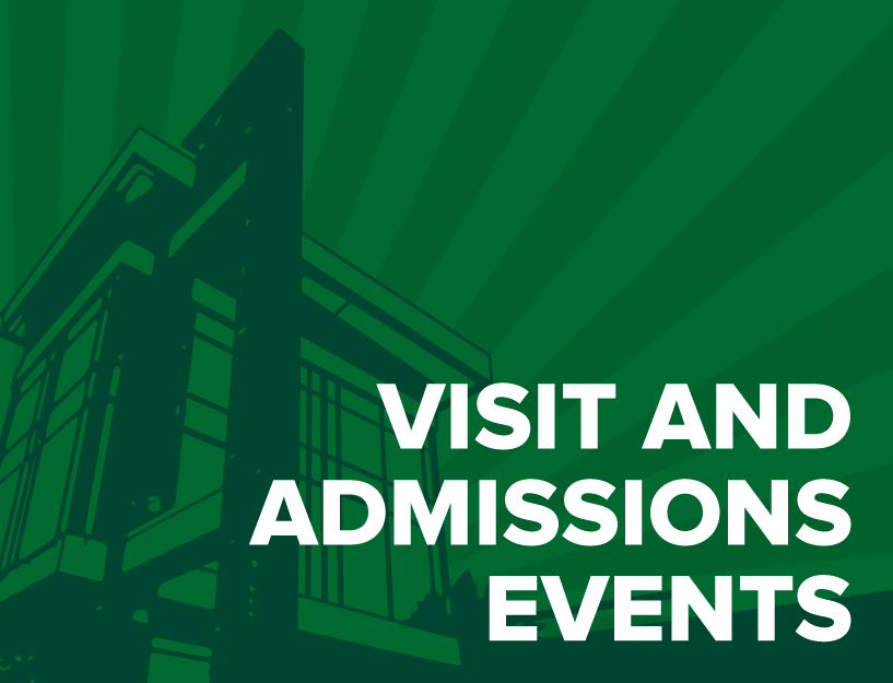 Visit and Admissions Events