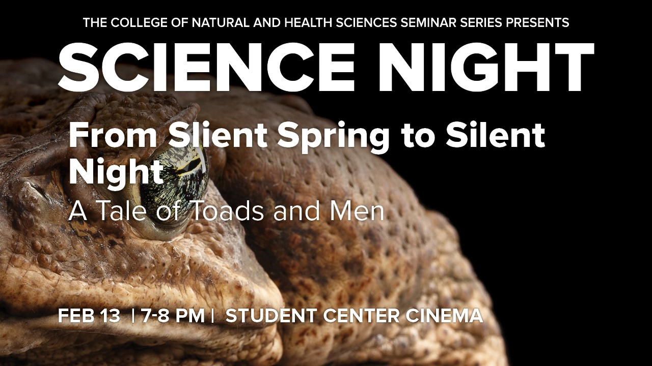 Feb Science Night