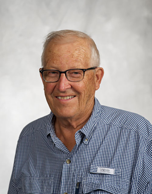 Dr. James Ferwerda,  Retired Physician