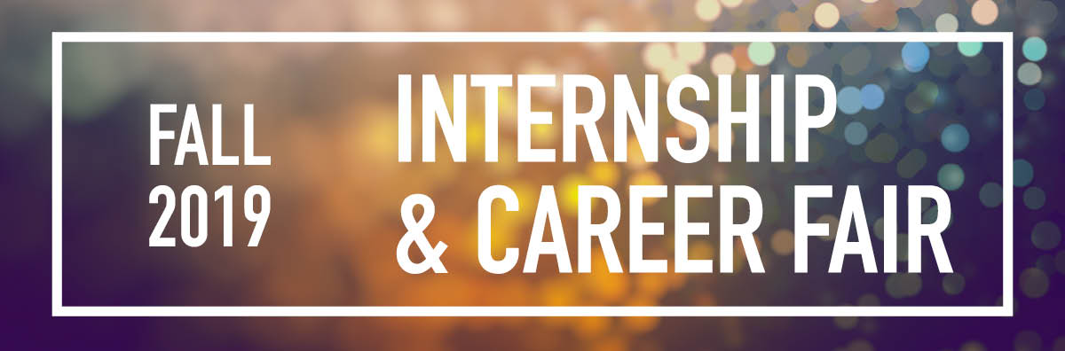 Fall Internship and Career Fair