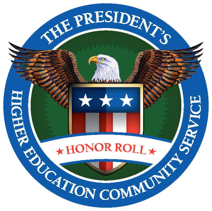 The Presidents Higher Education Community Service Honor Roll