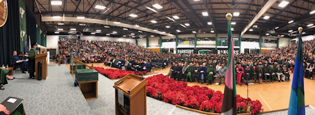 Winter Commencement 2019