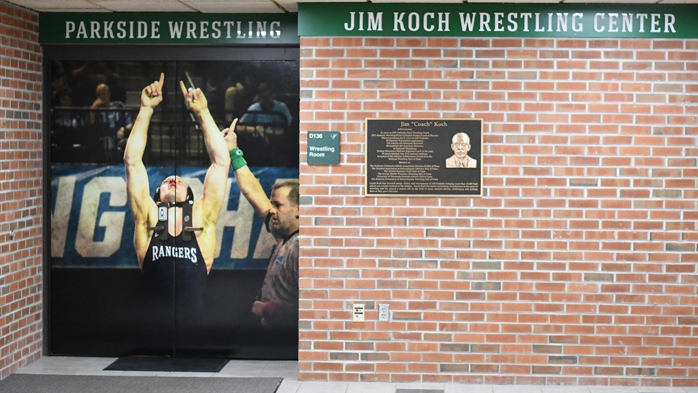 Jim Koch Wrestling Center