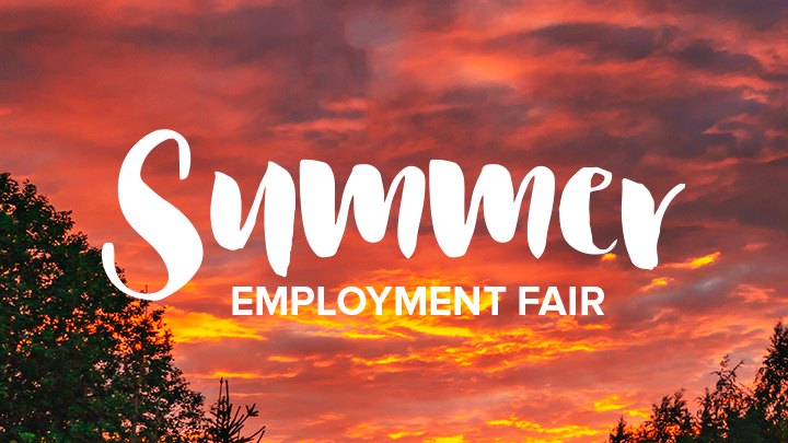 MR Summer Employment Fair