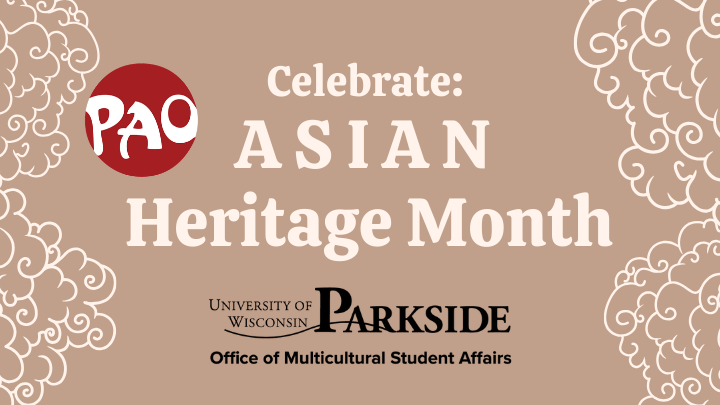 Celebrate Asian Heritage Month