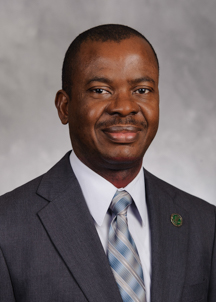 Dr. Emmanuel Otu, Dean College of Natural and Health Sciences