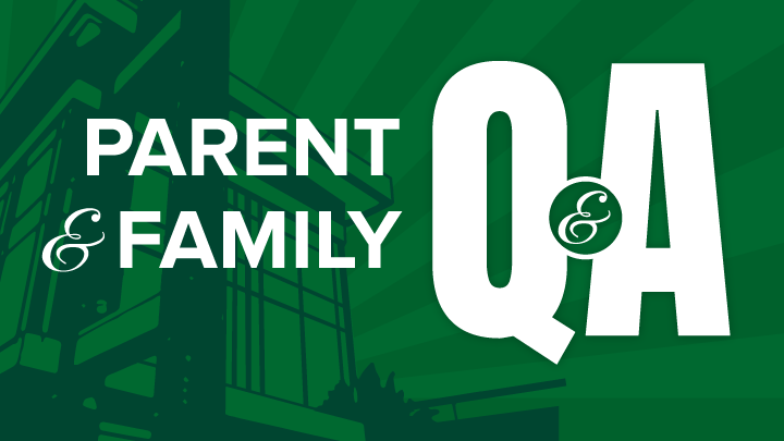 Parent and Family QA