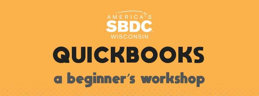 QuickBooks: A Beginner's Workshop