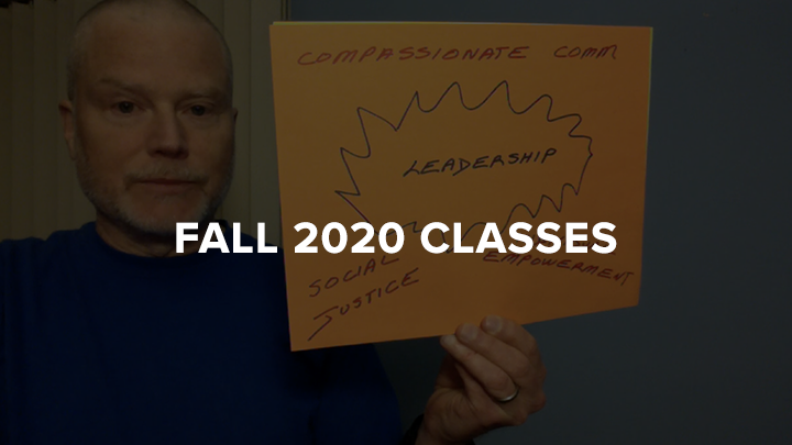 2020 Fall Classes Shailor