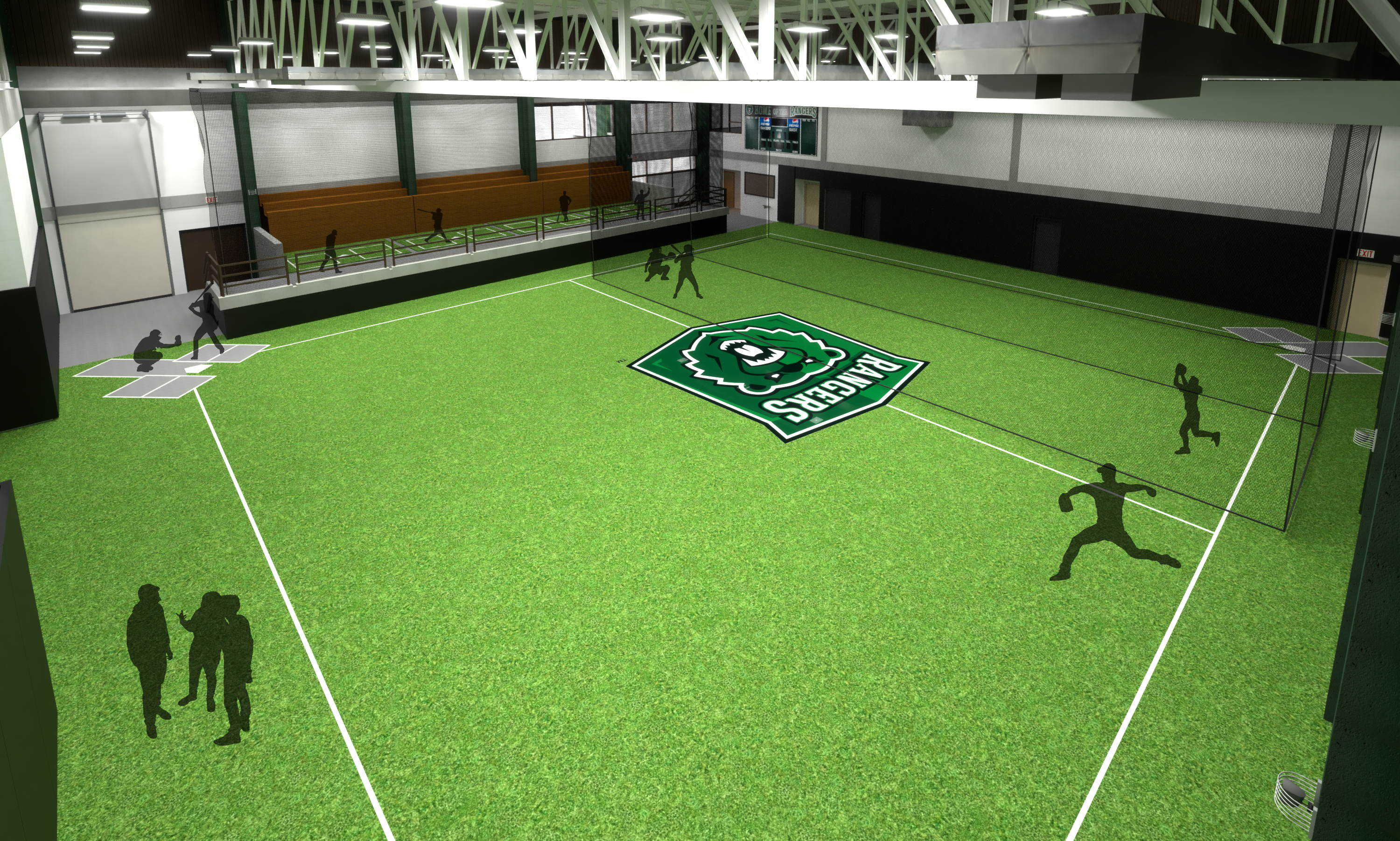 Multipurpose Turf Rendering 1