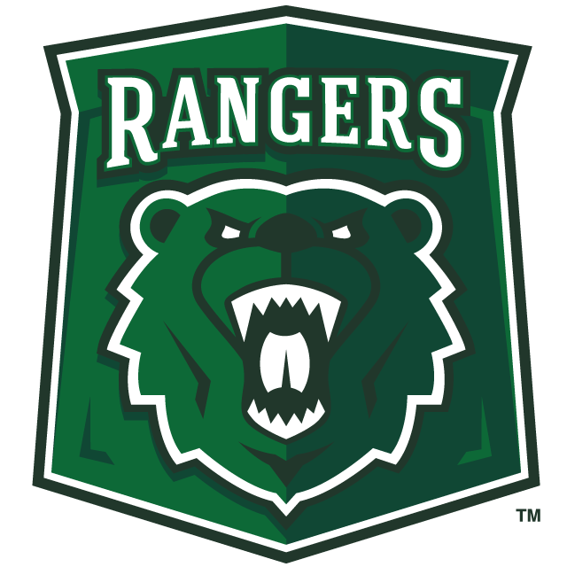 Rangers Athletics Logo