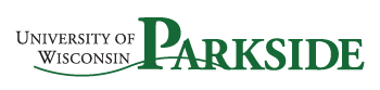 UW-Parkside wordmark - color