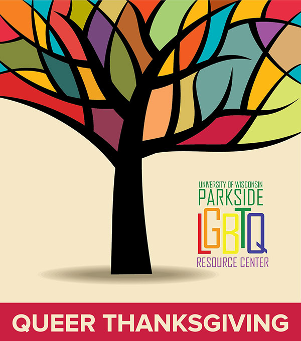 Poster for Queer Thanksgiving