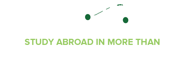 study abroad in more than 40 countries