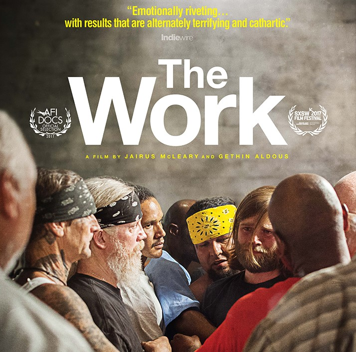The Work movie image