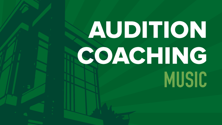 audition coaching event