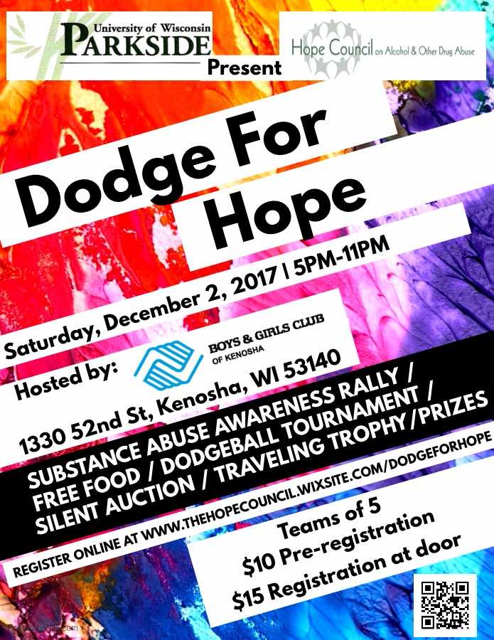 dodge for hope