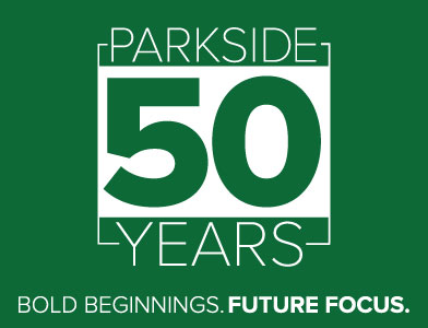 50 years - Bold beginnings. Future Focus.