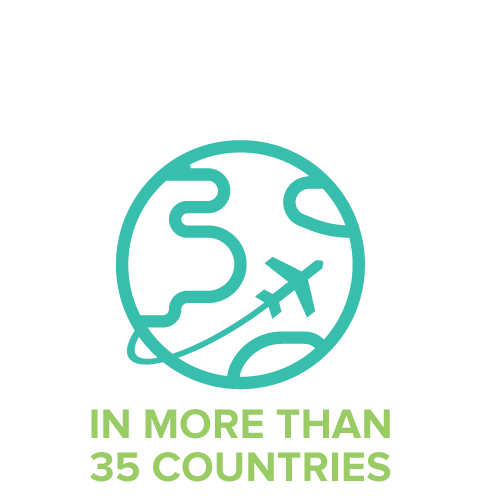 study abroad in more than 35 countries