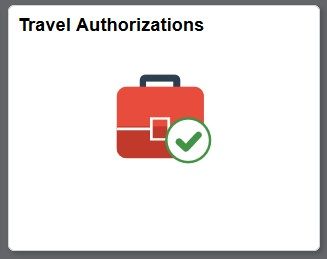 travel authorizations