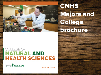 CNHS major and college brochure
