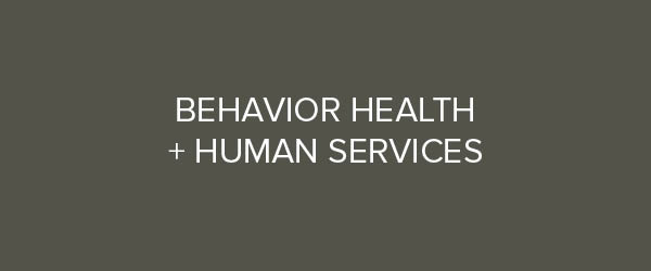 Professional Development in Behavioral Health and Human Services