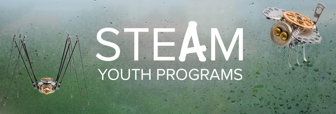STEAM youth programs